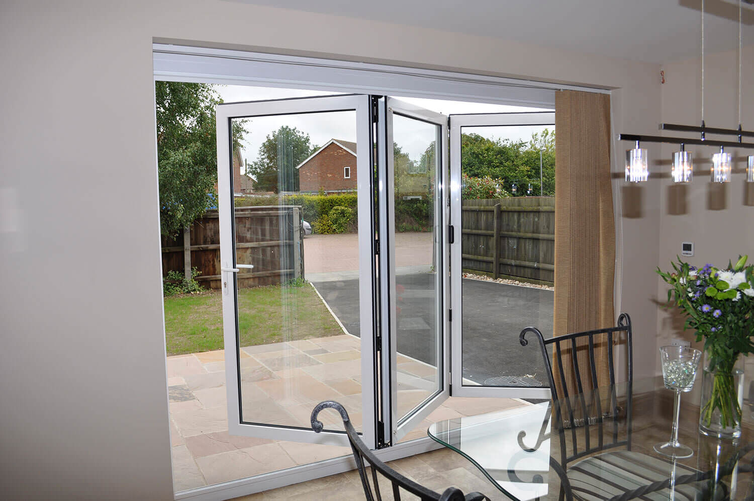 aluminium patio door Sutton london