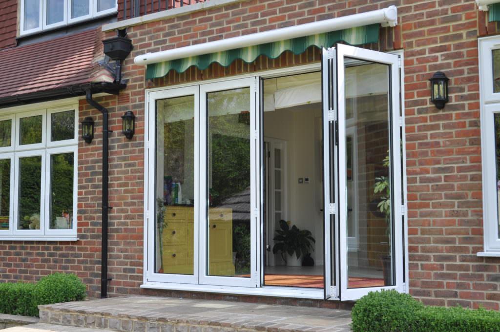 Sutton aluminium bi-fold doors