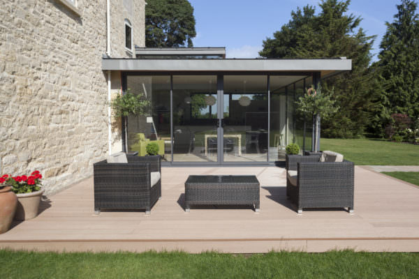 London Fulham folding doors