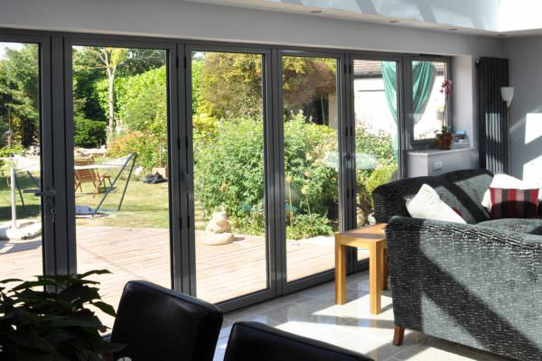 folding sliding doors london