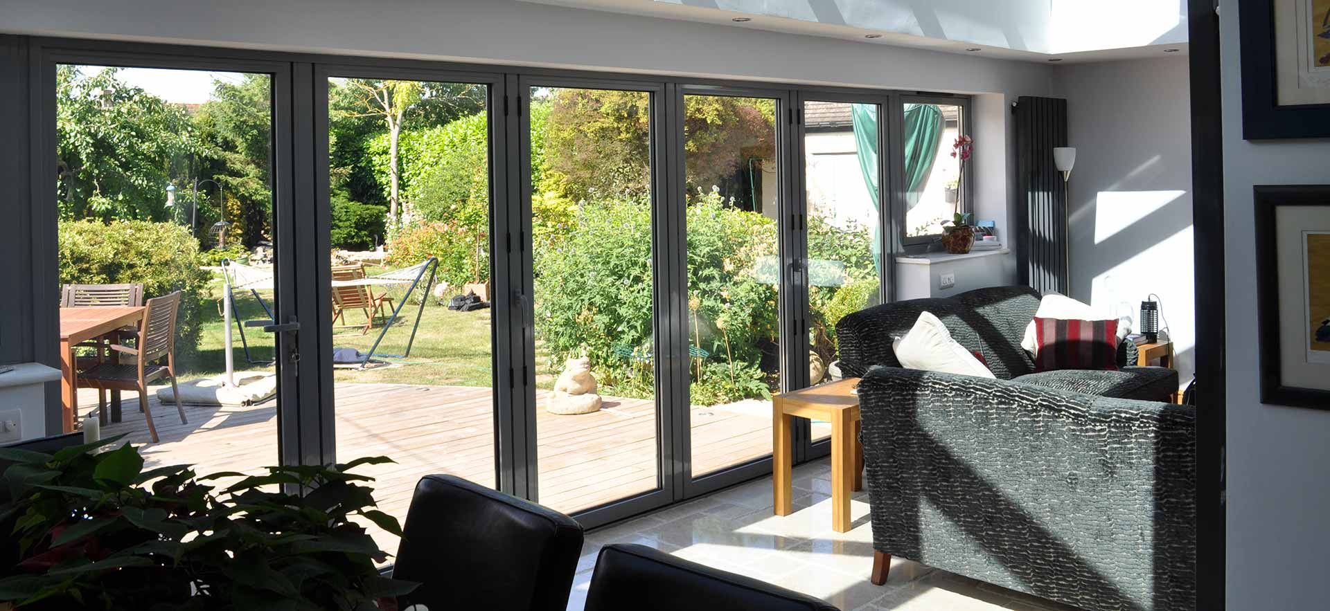 Aluminium Bi Fold Doors Sutton Wright Bi Fold Co Online Quote