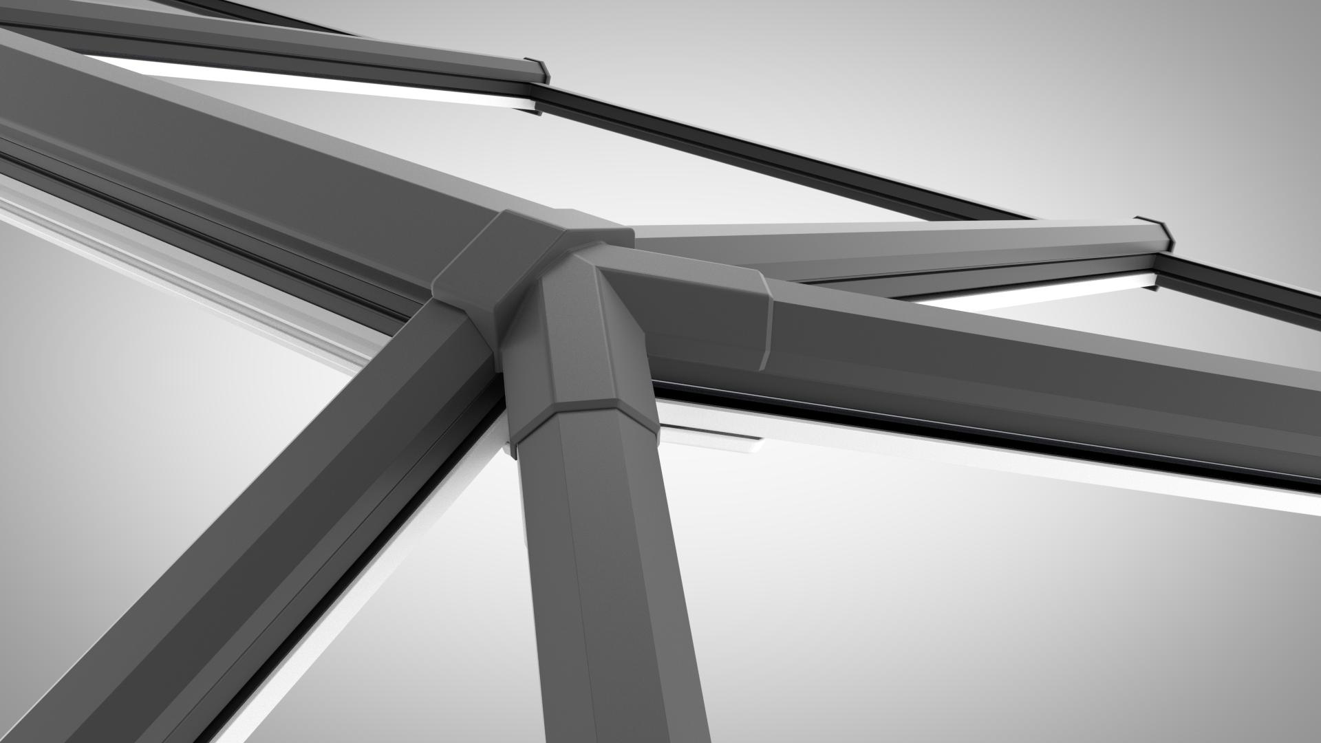 Stratus Aluminium Roof Lantern Quote