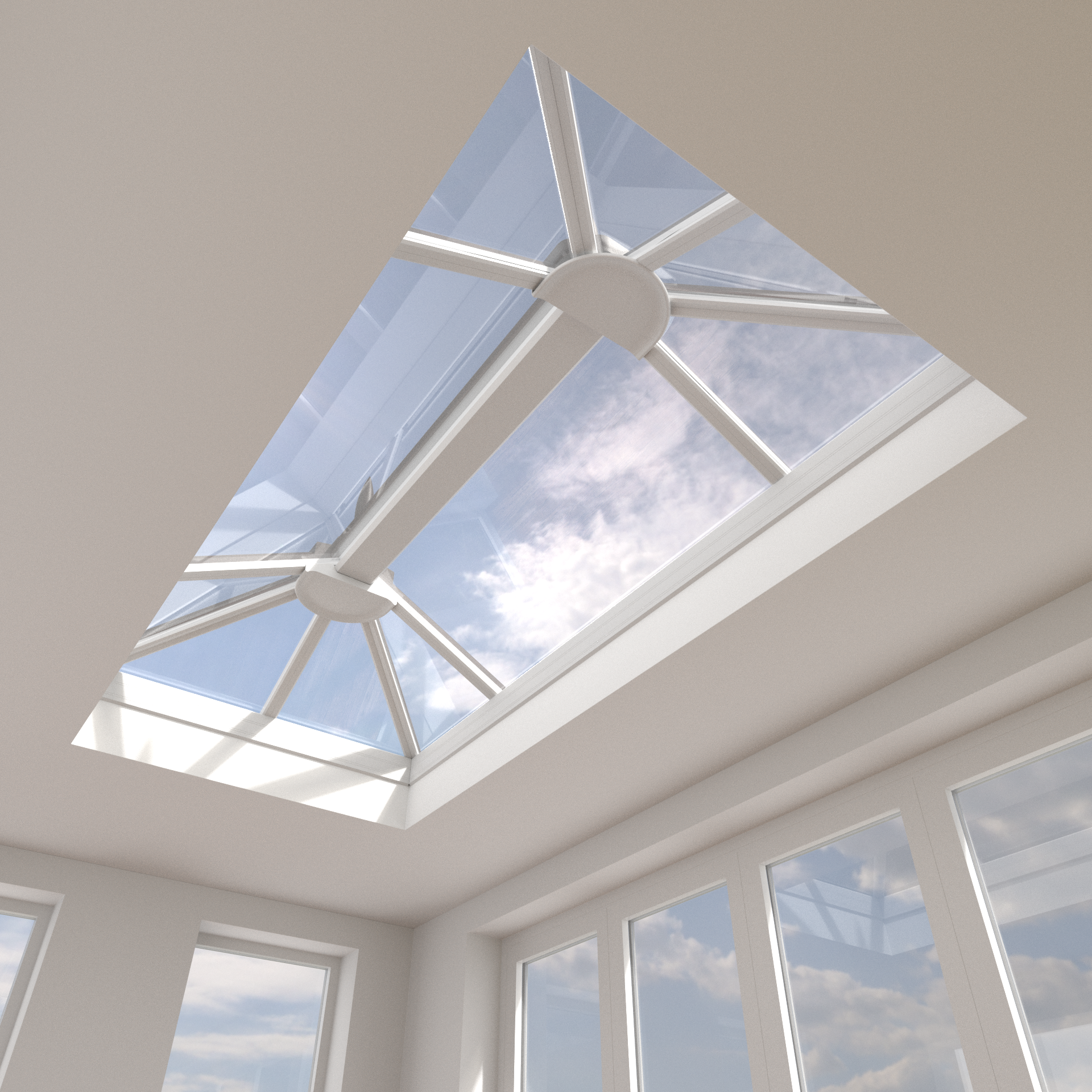 Online Aluminium Roof Lanterns Quote