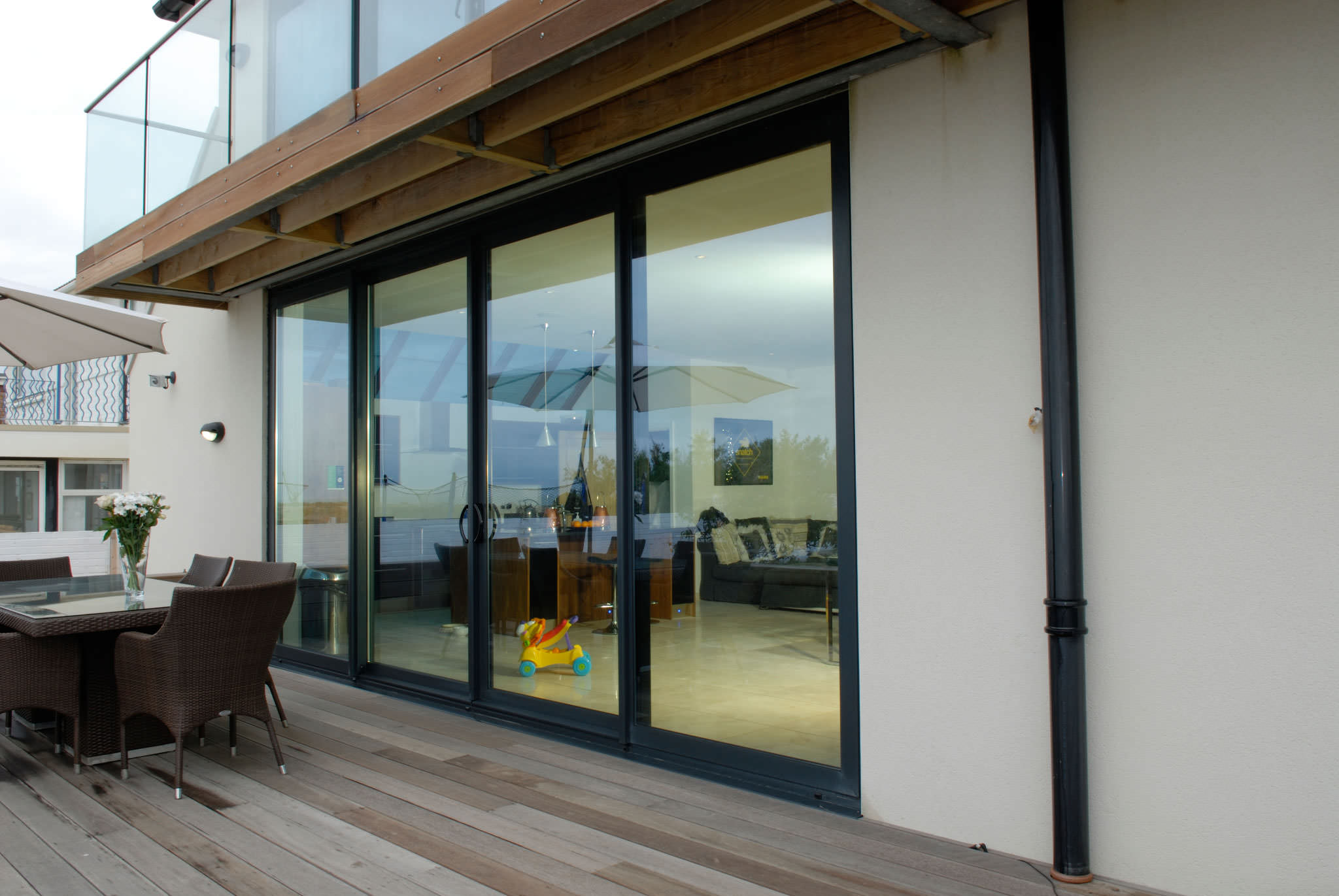 Aluminium Patio Doors Quote Wimbledon